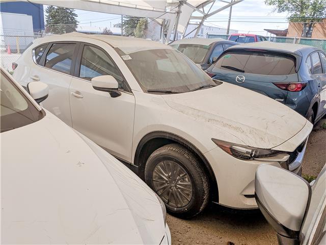 2019 Mazda CX-5 GS (Stk: H1612) in Calgary - Image 1 of 2