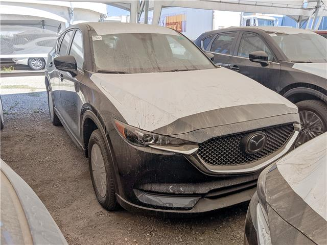 2019 Mazda CX-5 GS (Stk: H1613) in Calgary - Image 1 of 2