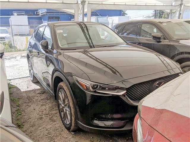 2019 Mazda CX-5 GT w/Turbo (Stk: H1615) in Calgary - Image 1 of 2