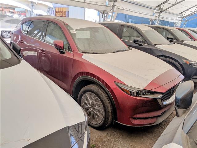 2019 Mazda CX-5 GT w/Turbo (Stk: H1620) in Calgary - Image 1 of 2