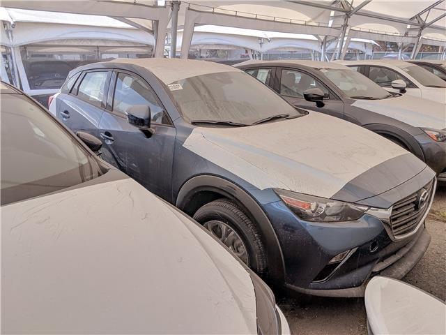 2019 Mazda CX-3 GS (Stk: H1648) in Calgary - Image 1 of 2