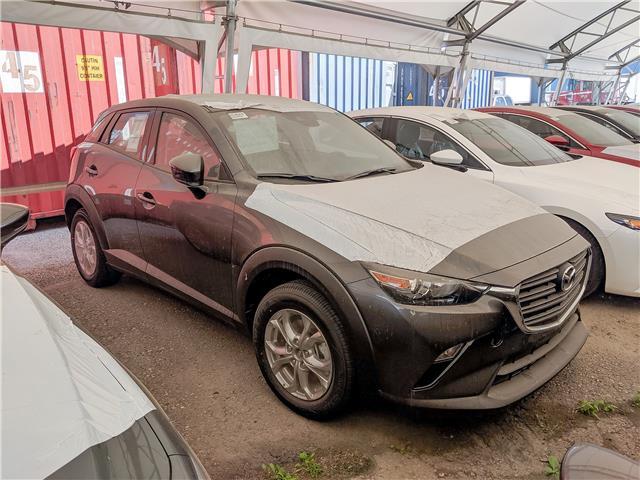 2019 Mazda CX-3 GS (Stk: H1649) in Calgary - Image 1 of 2