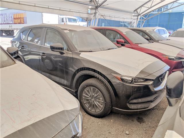 2019 Mazda CX-5 GS (Stk: H1650) in Calgary - Image 1 of 2