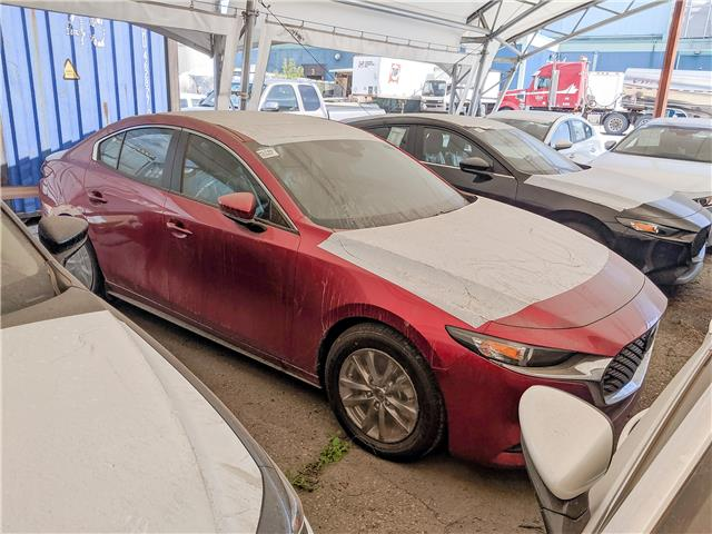 2019 Mazda Mazda3  (Stk: H1745) in Calgary - Image 1 of 2