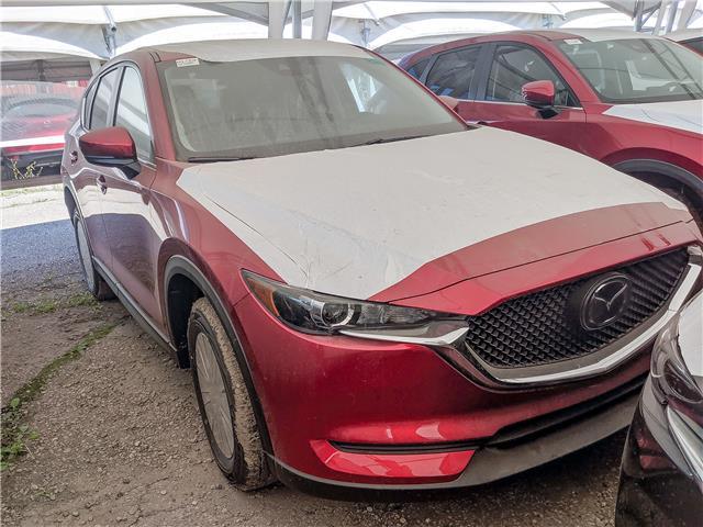 2019 Mazda CX-5 GS (Stk: H1759) in Calgary - Image 1 of 2