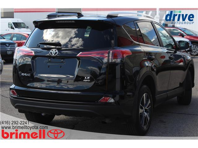 2018 Toyota RAV4 LE (Stk: 9909R) in Scarborough - Image 11 of 25
