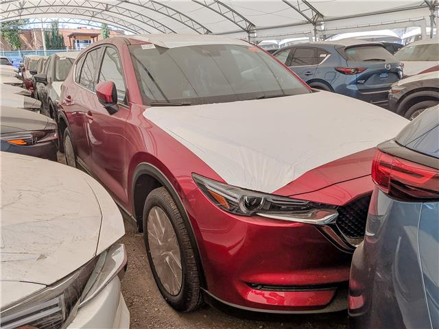 2019 Mazda CX-5 Signature (Stk: H1795) in Calgary - Image 1 of 10