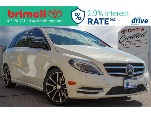 2013 Mercedes-Benz B-Class Sports Tourer (Stk: 196404A) in Scarborough - Image 2 of 27