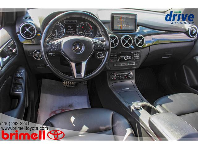 2013 Mercedes-Benz B-Class Sports Tourer (Stk: 196404A) in Scarborough - Image 3 of 27