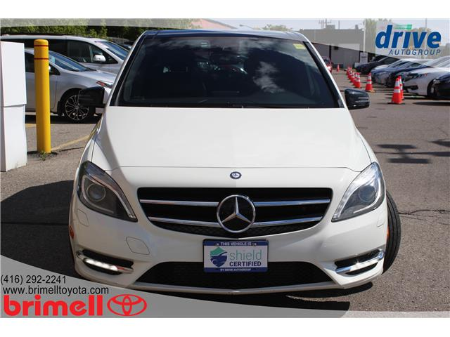2013 Mercedes-Benz B-Class Sports Tourer (Stk: 196404A) in Scarborough - Image 5 of 27