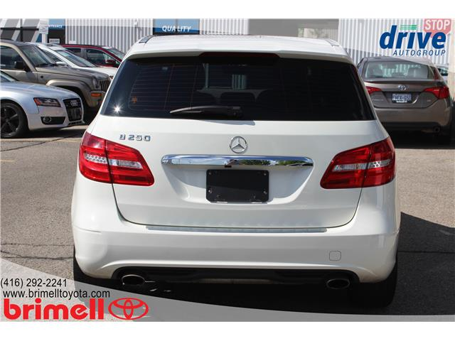 2013 Mercedes-Benz B-Class Sports Tourer (Stk: 196404A) in Scarborough - Image 9 of 27