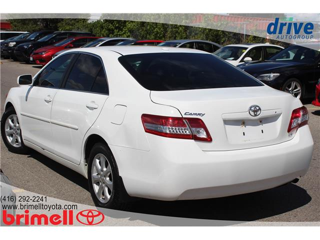 2011 Toyota Camry LE (Stk: 196992A) in Scarborough - Image 7 of 23