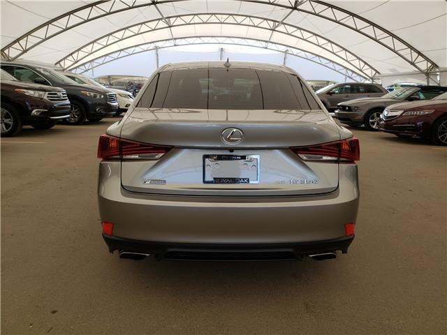 2017 Lexus IS 350 Base (Stk: LU0279) in Calgary - Image 6 of 23