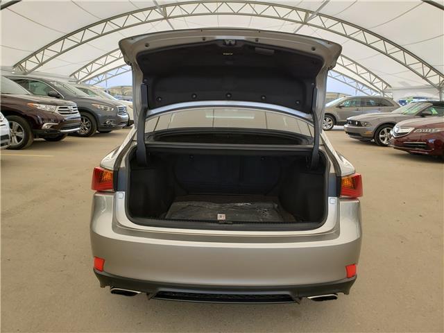 2017 Lexus IS 350 Base (Stk: LU0279) in Calgary - Image 11 of 23
