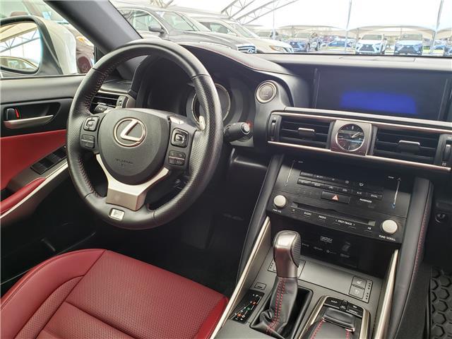 2017 Lexus IS 350 Base (Stk: LU0279) in Calgary - Image 18 of 23