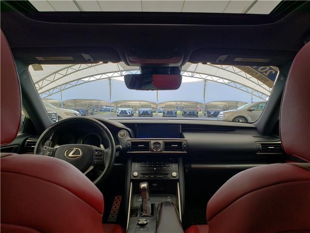 2017 Lexus IS 350 Base (Stk: LU0279) in Calgary - Image 20 of 23