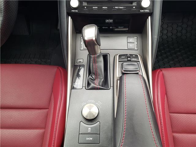 2017 Lexus IS 350 Base (Stk: LU0279) in Calgary - Image 22 of 23