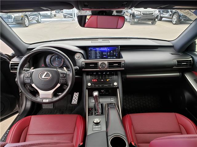2017 Lexus IS 350 Base (Stk: LU0279) in Calgary - Image 19 of 23