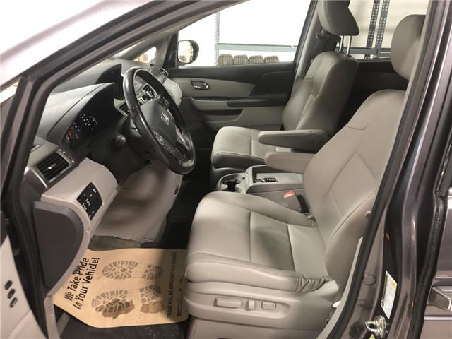2016 Honda Odyssey Touring (Stk: H1664) in Steinbach - Image 5 of 17
