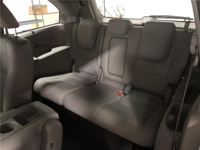 2016 Honda Odyssey Touring (Stk: H1664) in Steinbach - Image 7 of 17