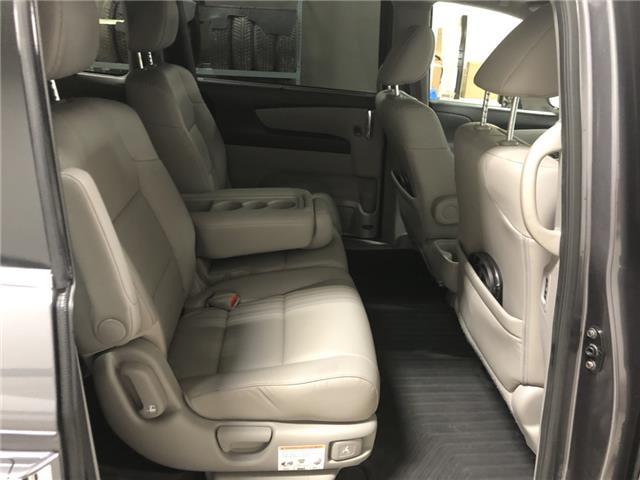 2016 Honda Odyssey Touring (Stk: H1664) in Steinbach - Image 11 of 17