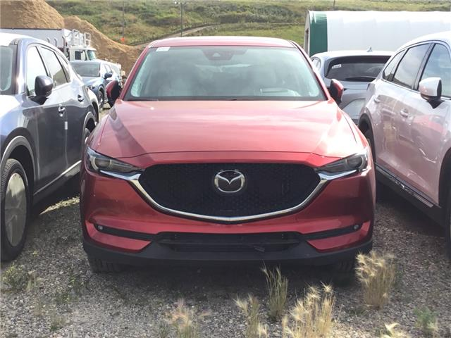 2019 Mazda CX-5 GT w/Turbo (Stk: N4489) in Calgary - Image 1 of 1