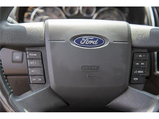 2009 Ford Edge Limited (Stk: FR90790A) in Abbotsford - Image 16 of 22