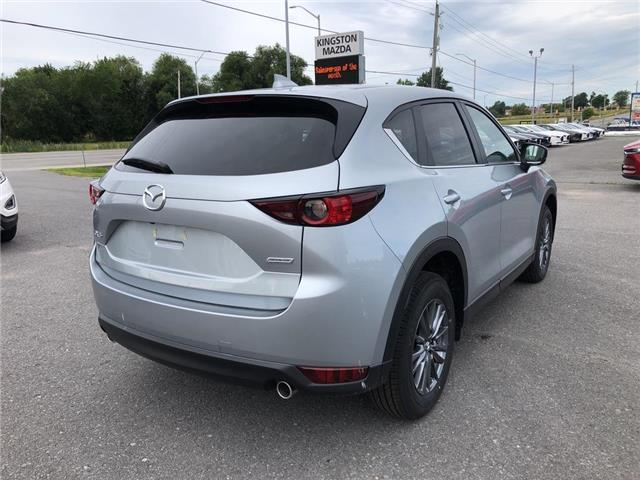 2019 Mazda CX-5 GS (Stk: 19T132) in Kingston - Image 5 of 15