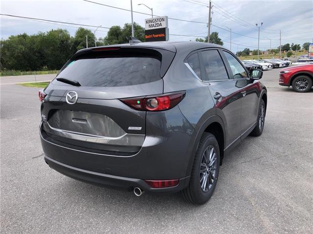 2019 Mazda CX-5 GS (Stk: 19T156) in Kingston - Image 5 of 15