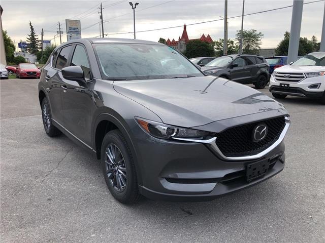 2019 Mazda CX-5 GS (Stk: 19T156) in Kingston - Image 7 of 15