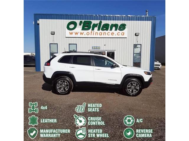 2019 Jeep Cherokee Trailhawk (Stk: 12747A) in Saskatoon - Image 2 of 24