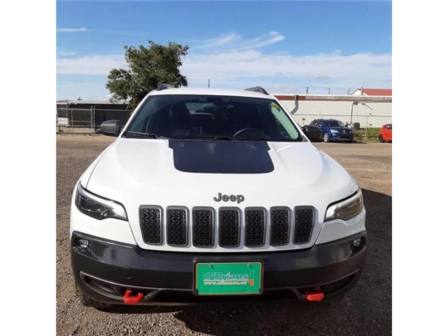 2019 Jeep Cherokee Trailhawk (Stk: 12747A) in Saskatoon - Image 3 of 24