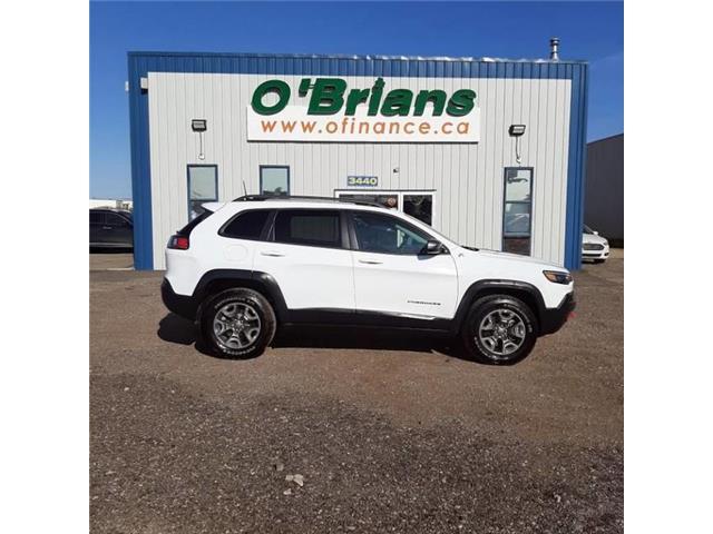 2019 Jeep Cherokee Trailhawk (Stk: 12747A) in Saskatoon - Image 11 of 24
