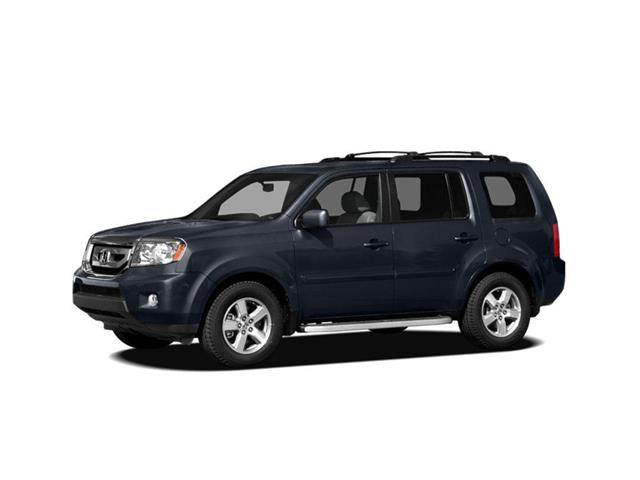 2011 Honda Pilot EX-L (Stk: TR20023A) in Mississauga - Image 1 of 1