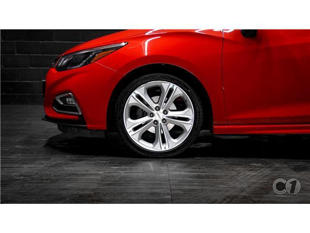 2018 Chevrolet Cruze Premier Auto (Stk: CB19-363) in Kingston - Image 8 of 35