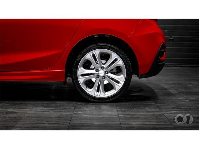 2018 Chevrolet Cruze Premier Auto (Stk: CB19-363) in Kingston - Image 9 of 35