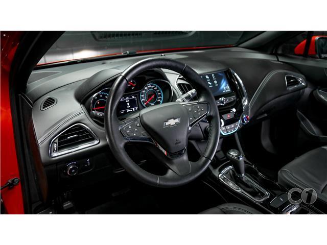 2018 Chevrolet Cruze Premier Auto (Stk: CB19-363) in Kingston - Image 12 of 35