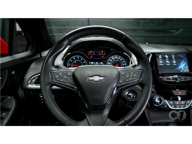 2018 Chevrolet Cruze Premier Auto (Stk: CB19-363) in Kingston - Image 13 of 35