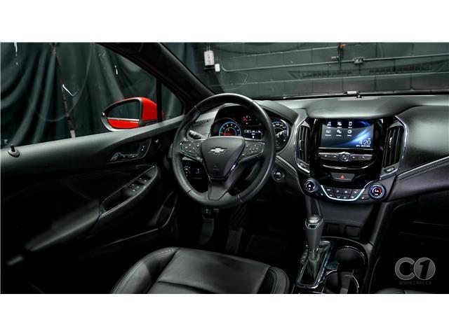 2018 Chevrolet Cruze Premier Auto (Stk: CB19-363) in Kingston - Image 14 of 35