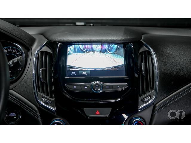 2018 Chevrolet Cruze Premier Auto (Stk: CB19-363) in Kingston - Image 19 of 35
