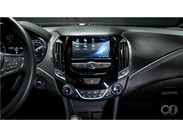 2018 Chevrolet Cruze Premier Auto (Stk: CB19-363) in Kingston - Image 20 of 35