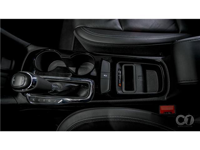 2018 Chevrolet Cruze Premier Auto (Stk: CB19-363) in Kingston - Image 27 of 35