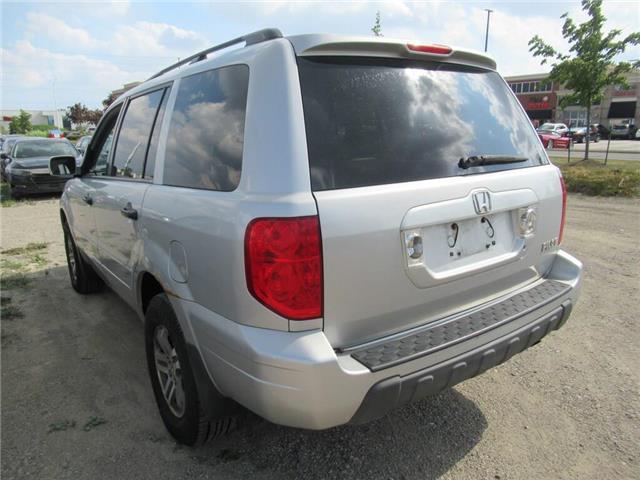 2004 Honda Pilot EX-L, HEATED SEATS, MATS (Stk: 9022774B) in Brampton - Image 3 of 11