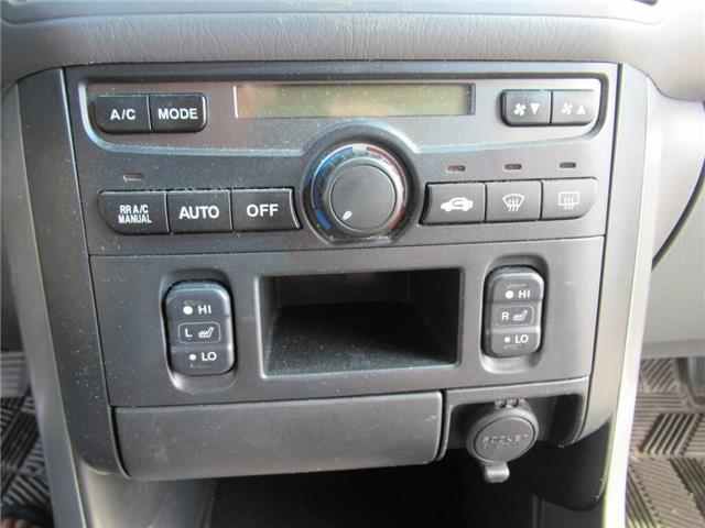 2004 Honda Pilot EX-L, HEATED SEATS, MATS (Stk: 9022774B) in Brampton - Image 8 of 11