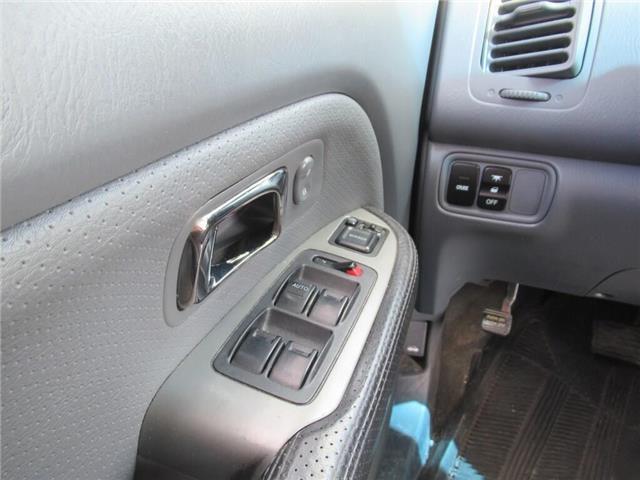 2004 Honda Pilot EX-L, HEATED SEATS, MATS (Stk: 9022774B) in Brampton - Image 11 of 11