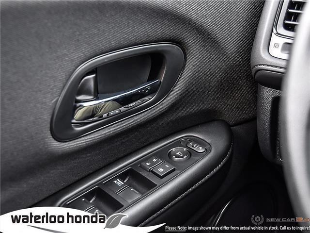 2019 Honda HR-V LX (Stk: H6045) in Waterloo - Image 16 of 23