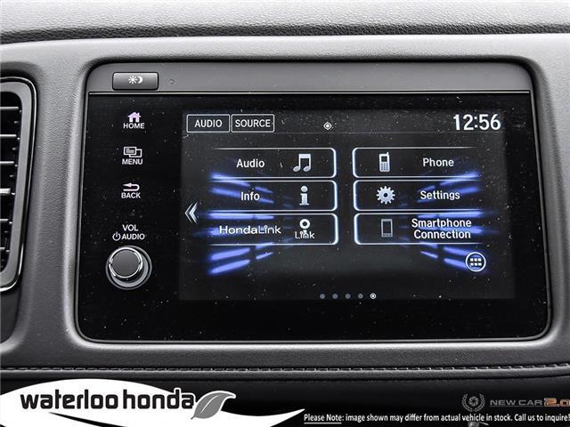 2019 Honda HR-V LX (Stk: H6045) in Waterloo - Image 18 of 23