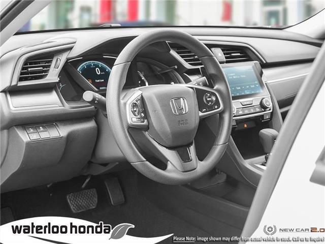 2019 Honda Civic LX (Stk: H6000) in Waterloo - Image 12 of 23