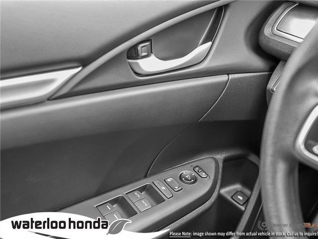 2019 Honda Civic LX (Stk: H6000) in Waterloo - Image 16 of 23