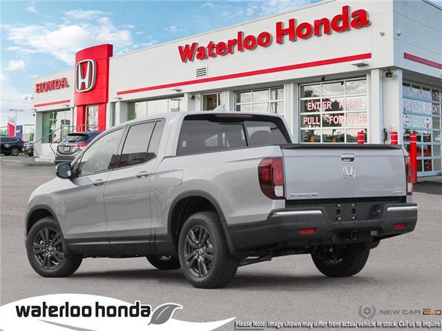 2019 Honda Ridgeline Sport (Stk: H6050) in Waterloo - Image 4 of 23